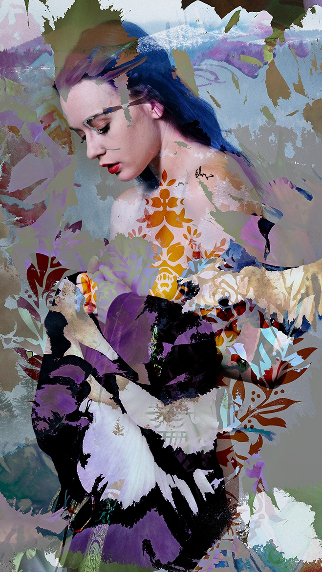 artist bio: Elizabeth Hinders K - andaelentari | ello