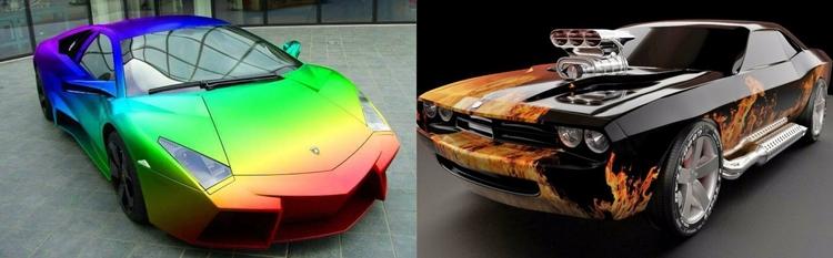 Pick Eye-Catching Paint vehicle - architecturesideas | ello