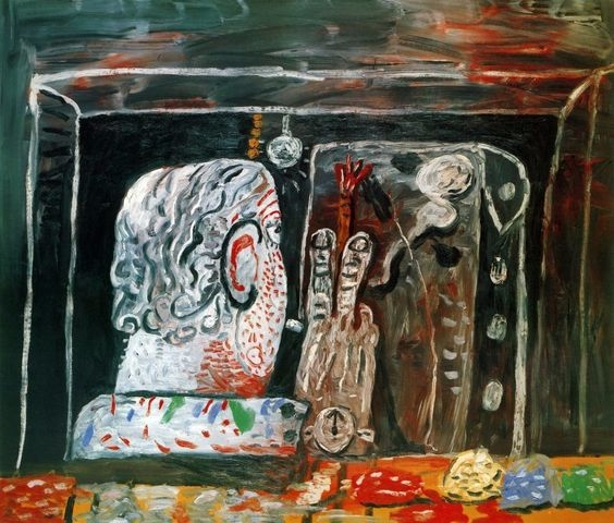 Philip Guston - Painter Night o - modernism_is_crap | ello