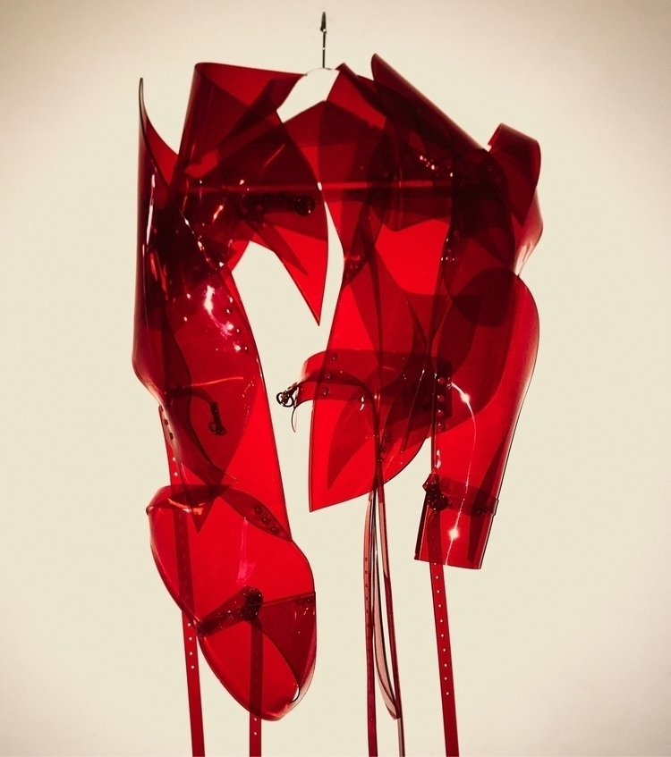 accessories london - clear, red - jivomir_domoustchiev | ello