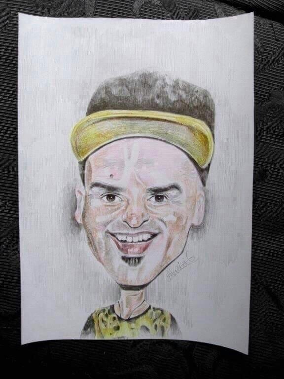 caricatures - atasieigeo | ello