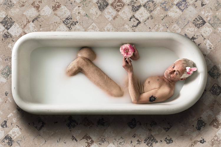 """Milk Bath"" — Photographer/Conc - darkbeautymag | ello"