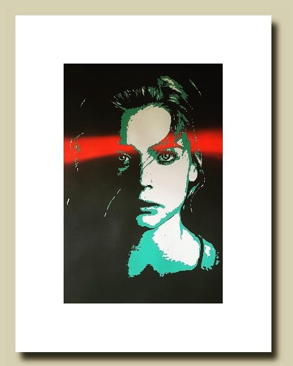 Power Thought A3 prints - richmind | ello