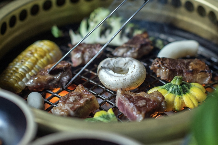 Nice Korean barbecue Cote Manha - danielkrieger | ello