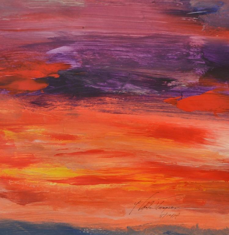 Sunset - loveartwonders   ello