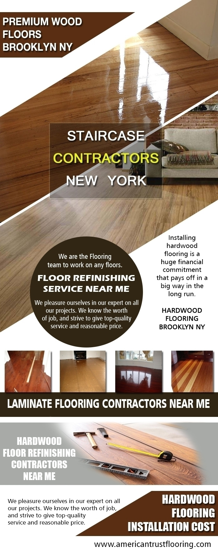 Website: Premium Wood Floors Br - woodfloorsnyc | ello