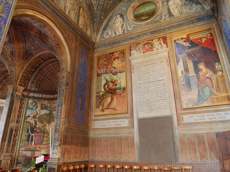 Biella (Italy): Left transept a - milanofotografo | ello