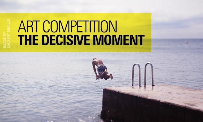 Participate - decisive, moment, competition - artlimited | ello