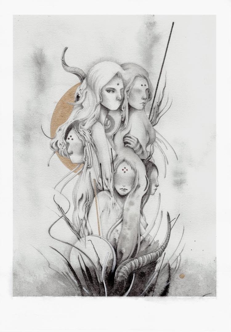 anonumity, sameness, illustration - itssasita | ello