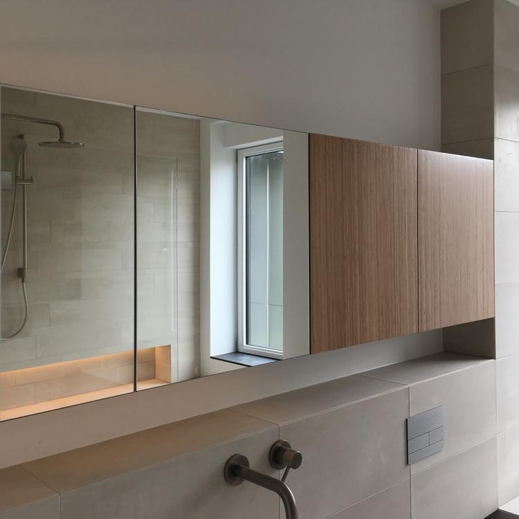 spiegel bamboe badkamerkast 201 - mvnu | ello