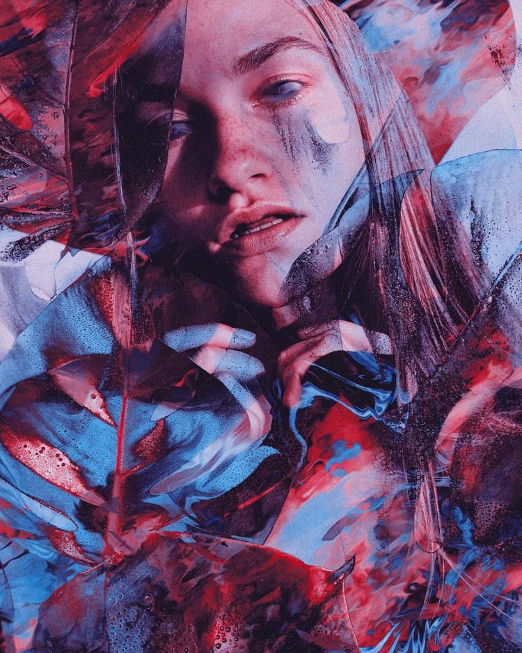 • Labna Instagram Prints - Abstract - dorianlegret | ello