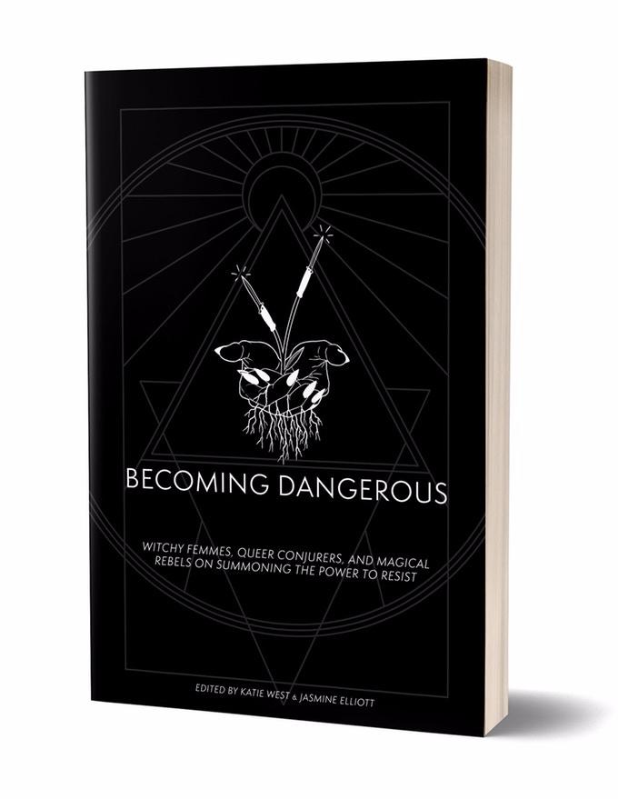 DANGEROUS: book ritual resistan - mlleghoul | ello