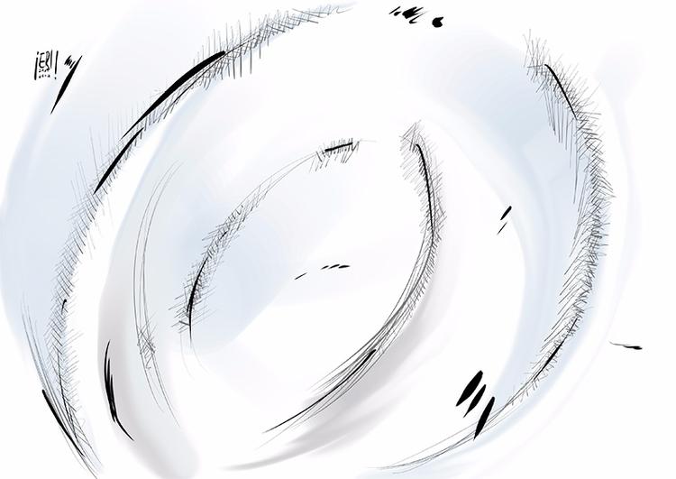 paisaje abstracto 15 - abstractart - erisado | ello
