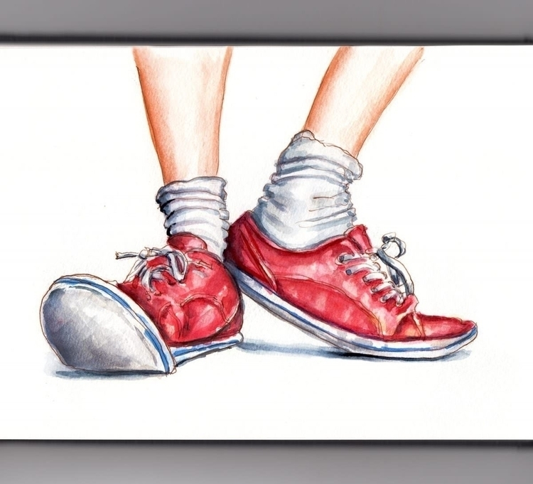 Fresh Pair Socks  - DoodlewashClub - doodlewash | ello