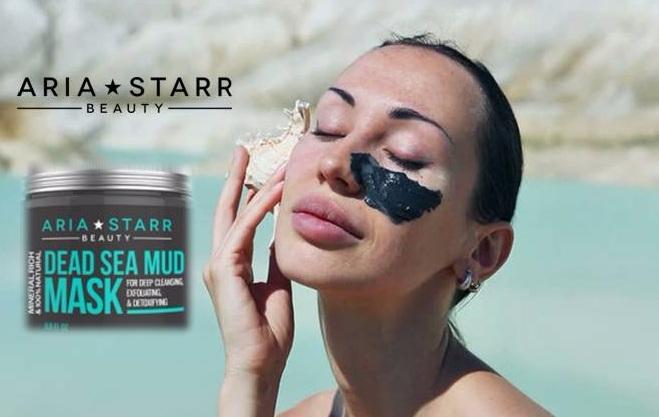 Dead Sea Mud Mask lighten skin - ariastarrbeauty | ello