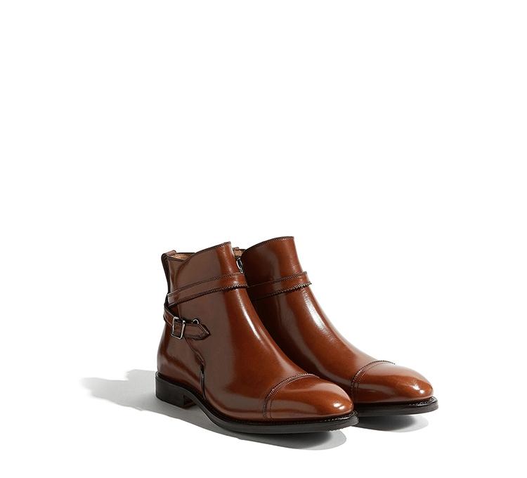 Salvatore Ferragamo Belted Boot - 2beornot2be | ello