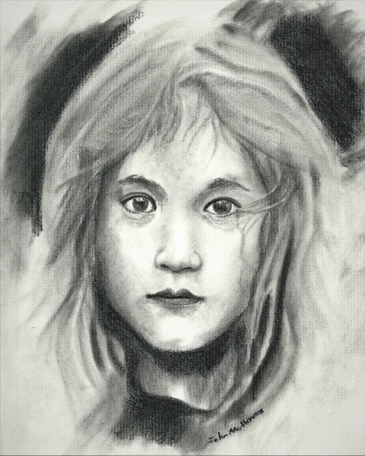 Girl 10 Years years Charcoal St - johnmullinax | ello