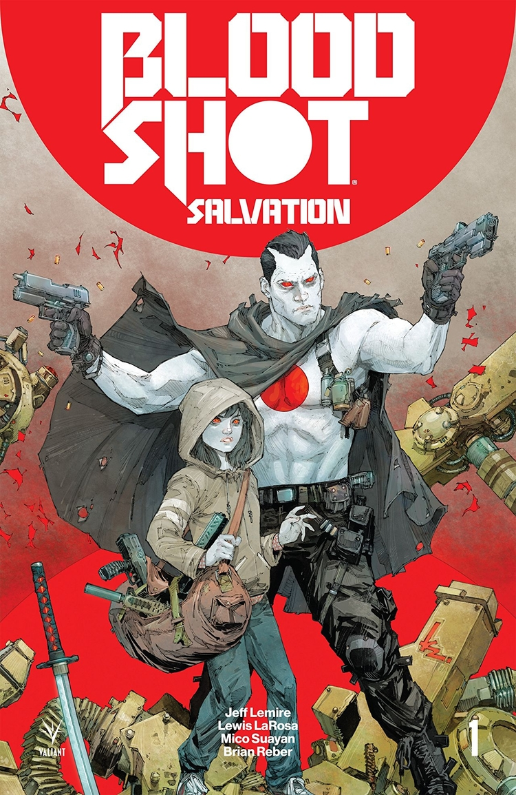Bloodshot Salvation Valiant Ent - oosteven | ello