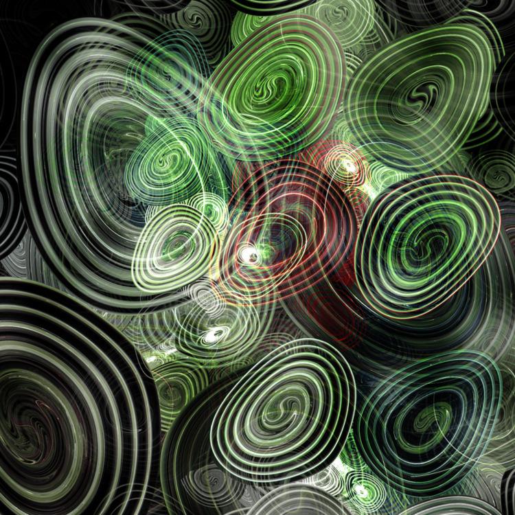 - 170922 - gnarlism, digital, abstract - alexmclaren | ello