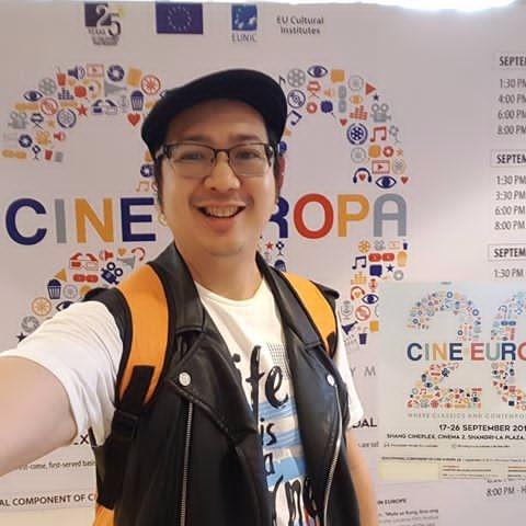 Attending - CineEuropa2017, EuropeanFilmFestival - vicsimon | ello
