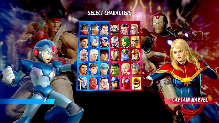 Marvel Capcom: Infinite Xbox re - bradstephenson | ello