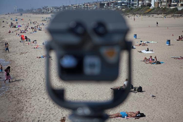 View Pier, Manhattan Beach Doug - odouglas | ello
