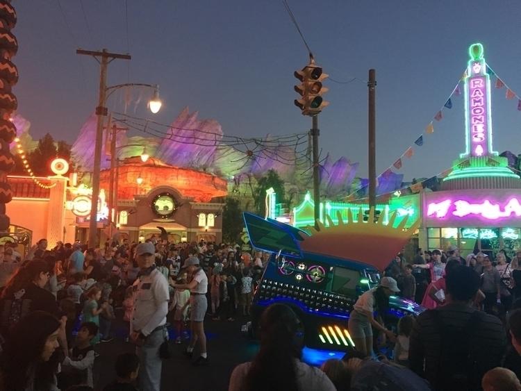Carsland decorated Disney Calif - nicomartinez | ello