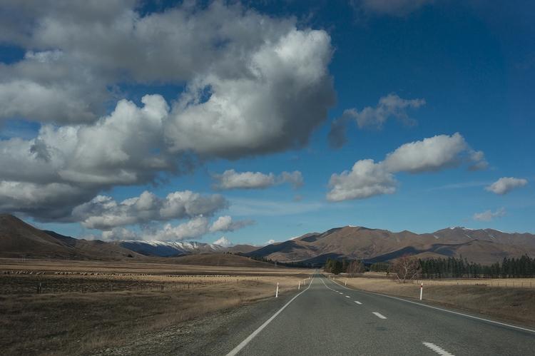 Roads Mackenzie Country Tekapo - peter_kurdulija | ello