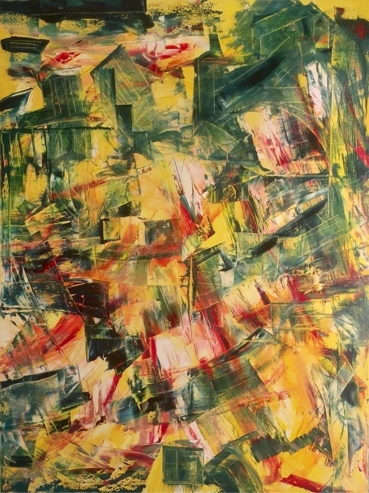Oil canvas 42 48 - arcehoffbuhr | ello
