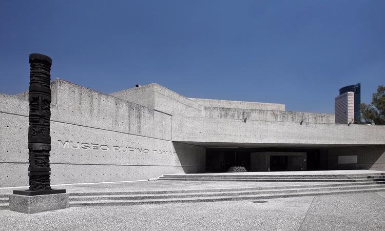 Read Museo Tamayo Quiet Guide M - minimalismlife | ello