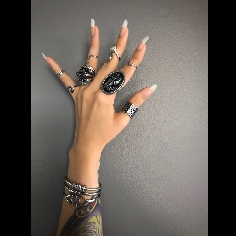 Happy Fall! Today light day dis - evil_pawn_jewelry | ello