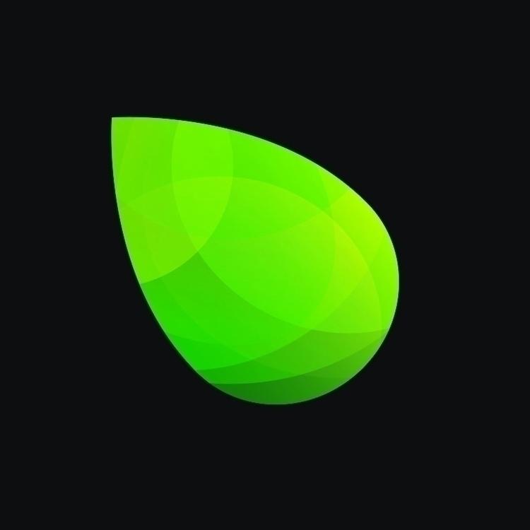 Logo Concept, Green 1 - Plant - wvw001 | ello