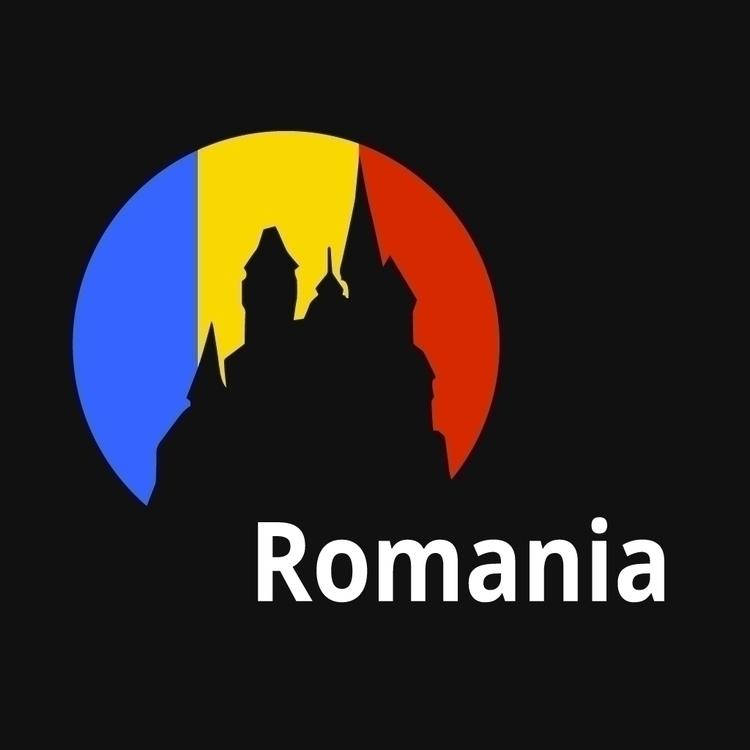 Logo Concept, Romania - Flat - wvw001 | ello