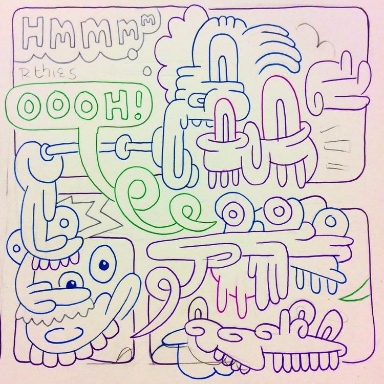 HMMMm (OOOH - rthies, cartoonism - rthies | ello