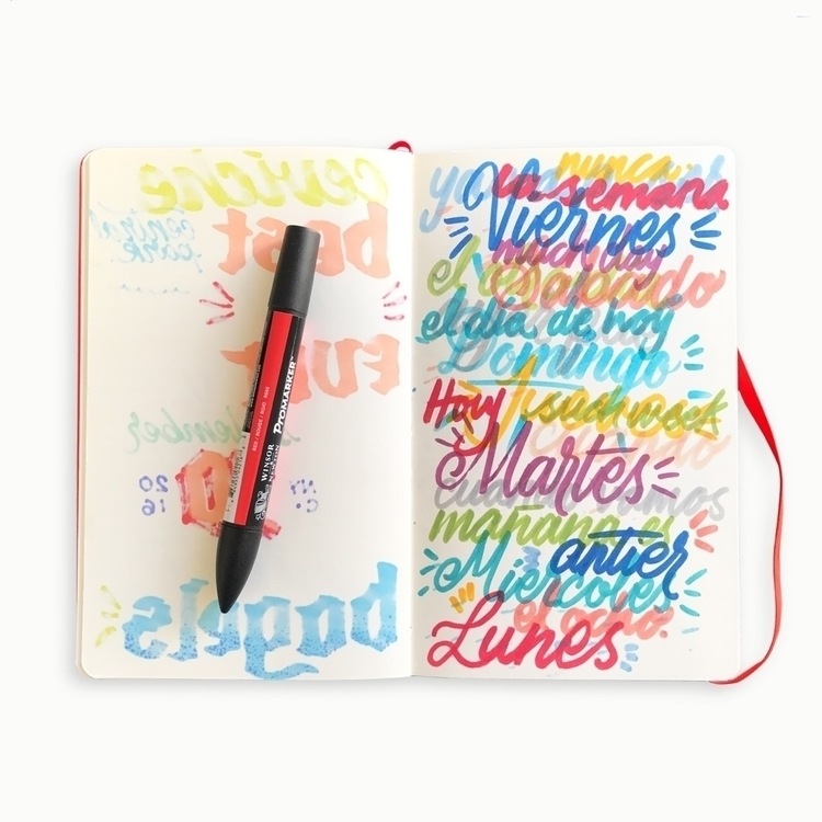 sketchbooks. fun remember time  - rebeca-anaya | ello