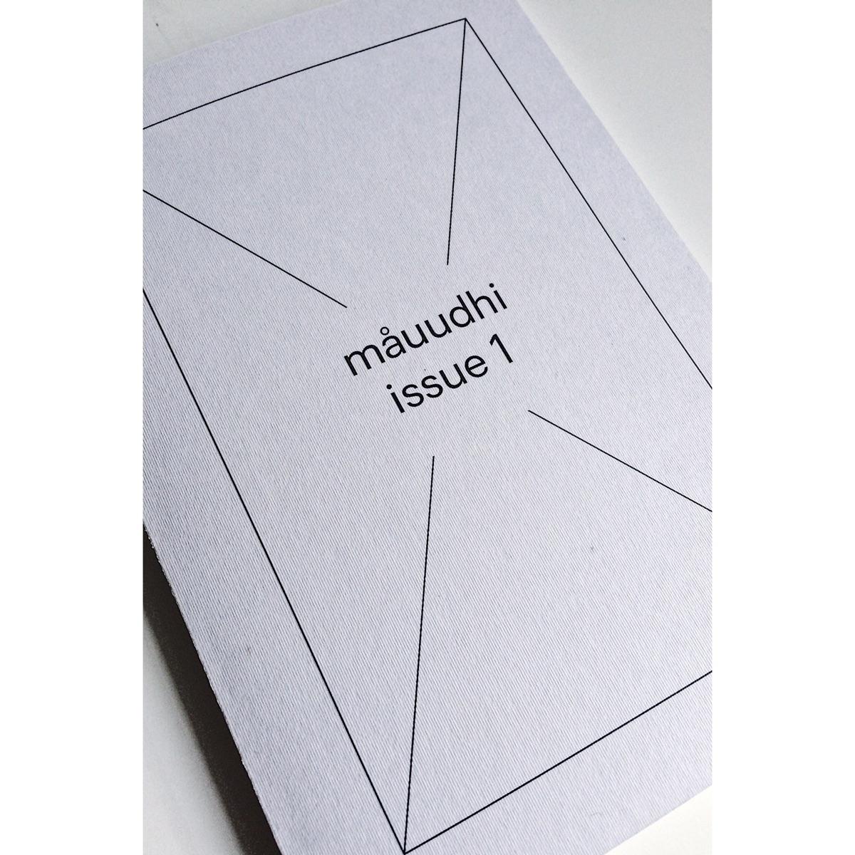 Coming - mauudhi, issueone, magazine - mauudhi | ello