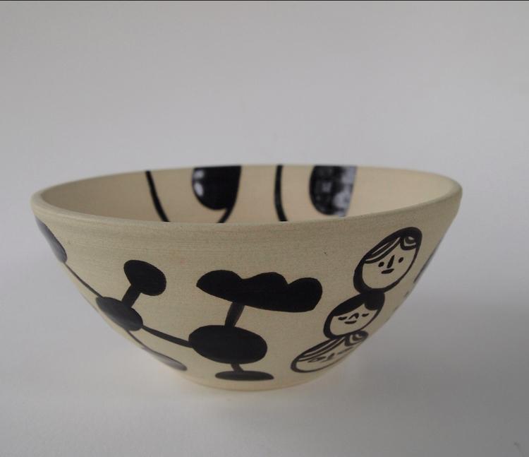 Ceramic vessel - ceramics, illustration - rbubnis   ello