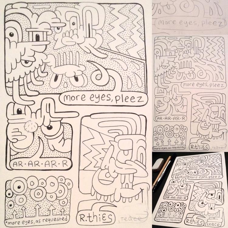 comic Dune - 59, rthies, cartoonism - rthies | ello