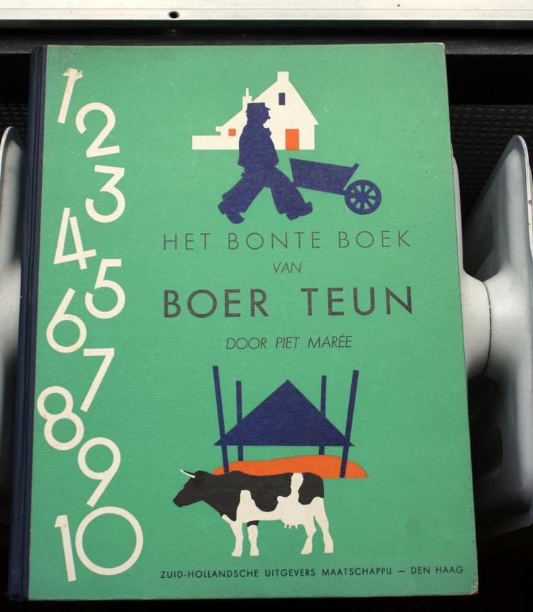 Het Bonte Boek van Boer Teun Pi - bintphotobooks | ello