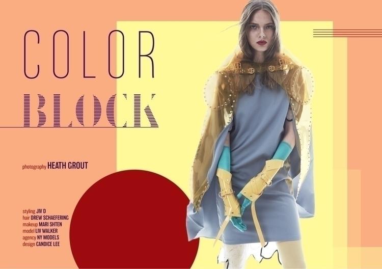 toorder - ColorBlock, editorial - jivomir_domoustchiev | ello