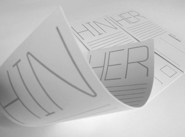 Design: HIN Selekkt - minimalist | ello
