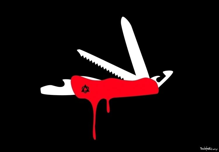 JackKnife - sharp, blood, tool, cut - toniefer | ello