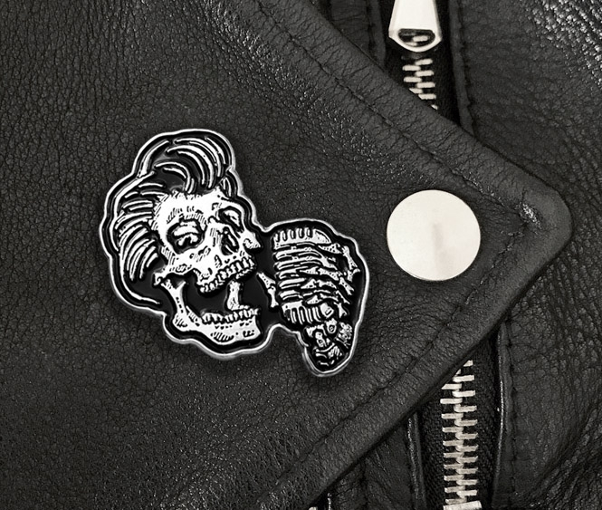 'GREASERS DIE!!' Rockabilly Sku - bradalbright | ello
