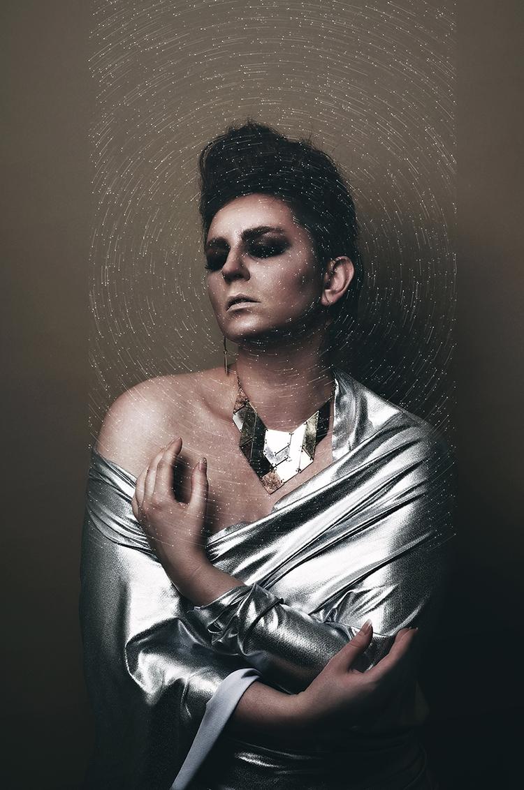 Photographer/Model:Vanilla Tre - darkbeautymag   ello