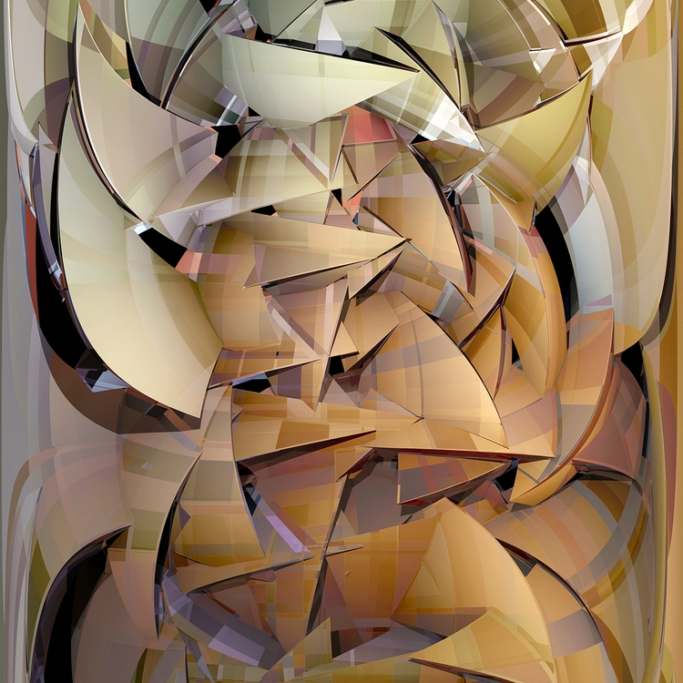 Sphinx Awakens Artist: Paul Pet - sphericalart | ello
