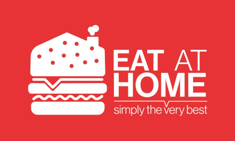 Logo design 'Eat Home - sinterclaas | ello