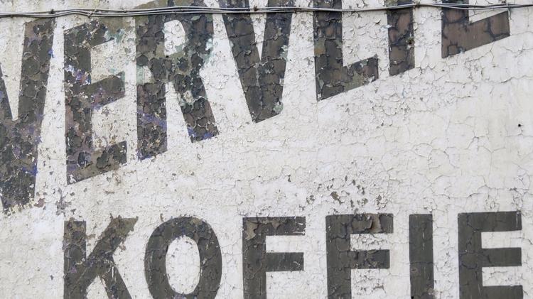 Koffie Vervliet - wall,, publicity, - zondervrees | ello