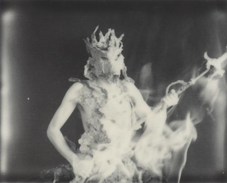 portrait polaroid spectra, 2014 - jauer   ello
