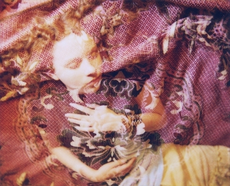 rosalie double exposed bedsheet - jauer | ello