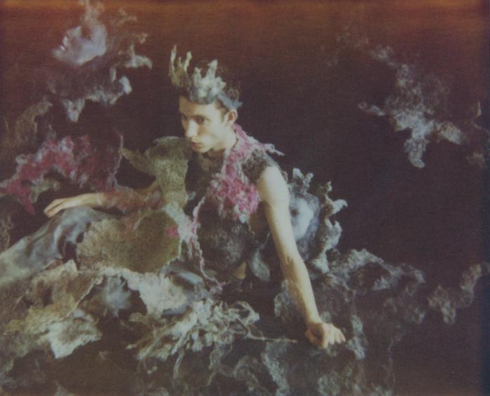 portrait, polaroid spectra, dou - jauer | ello
